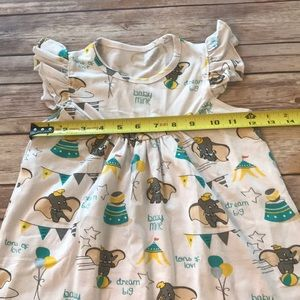 Dresses - Girls 2t dumbo baby mine dress New without tag